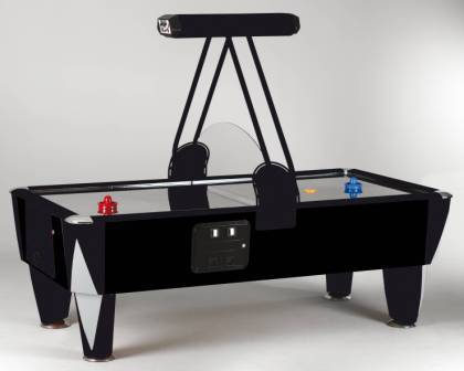 Sam Black Track Air Hockey Table 8 ft