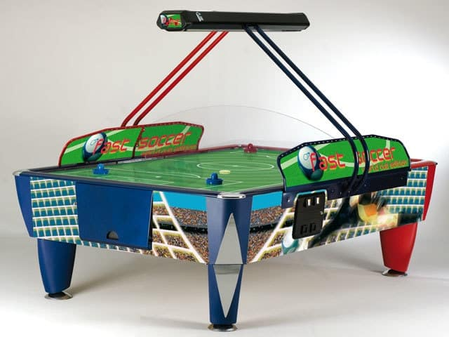 Sam Fast Soccer Double Air Hockey Table - 8.5 ft