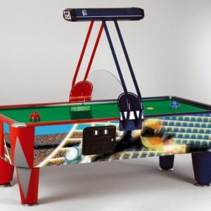 Sam Fast Soccer Mini Air Hockey Table 7ft