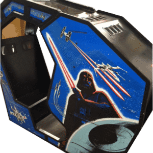 Star Wars X-Wing Sit Down Arcade Machine