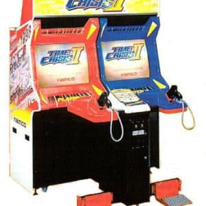 Time Crisis II Twin Arcade Machine