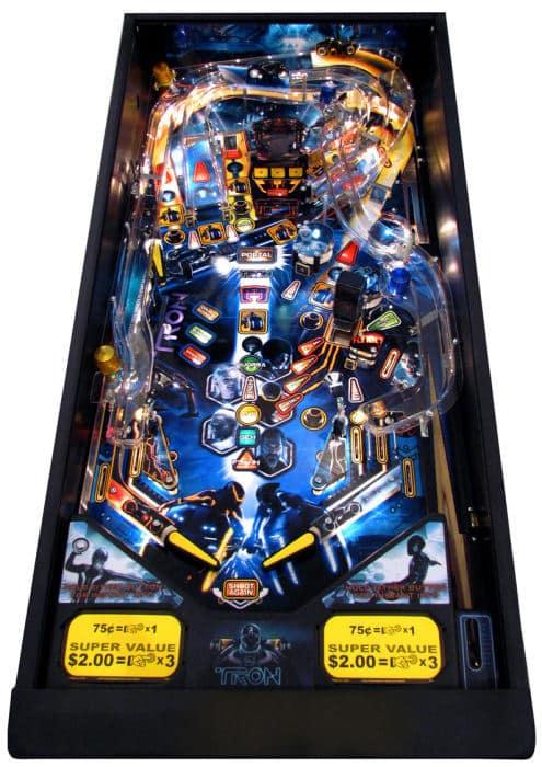 Tron Legacy Pinball Machine