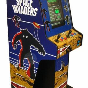 Voyager Space Arcade Machine