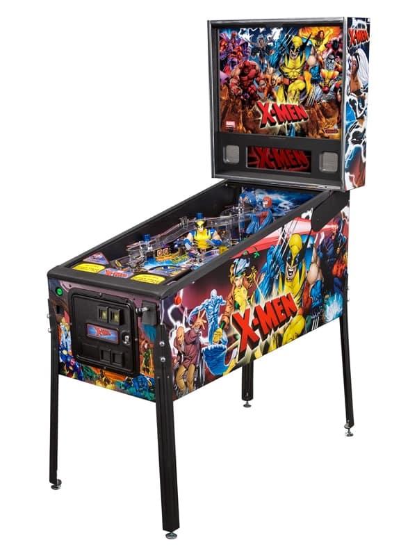 X-Men Pinball Machine