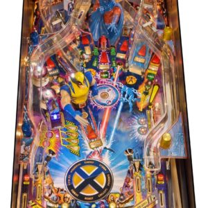 X-Men Pinball Machine