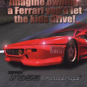 F355 Challenge Twin Arcade Machine