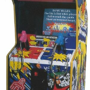 Point Blank Arcade Machine