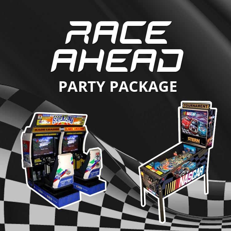 Race Ahead Party Package