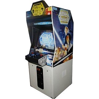 Star Wars Trilogy Arcade Machine (Signed by Cast)