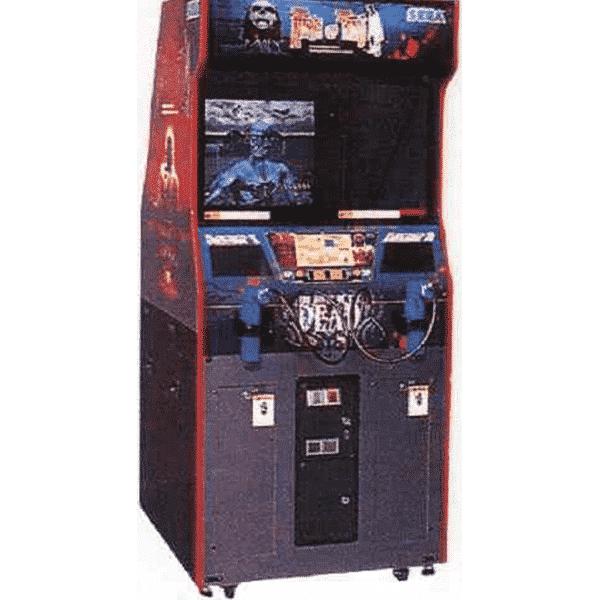 House of Dead Sega Original Arcade Machine