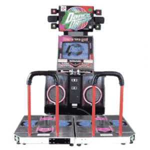 Supernova Dance Arcade Machine