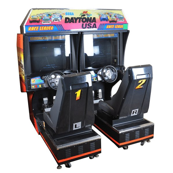 Phenomenal Daytona Usa Twin Arcade Machine Download Free Architecture Designs Crovemadebymaigaardcom