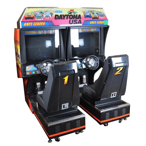 Astonishing Daytona Usa Twin Arcade Machine Download Free Architecture Designs Remcamadebymaigaardcom