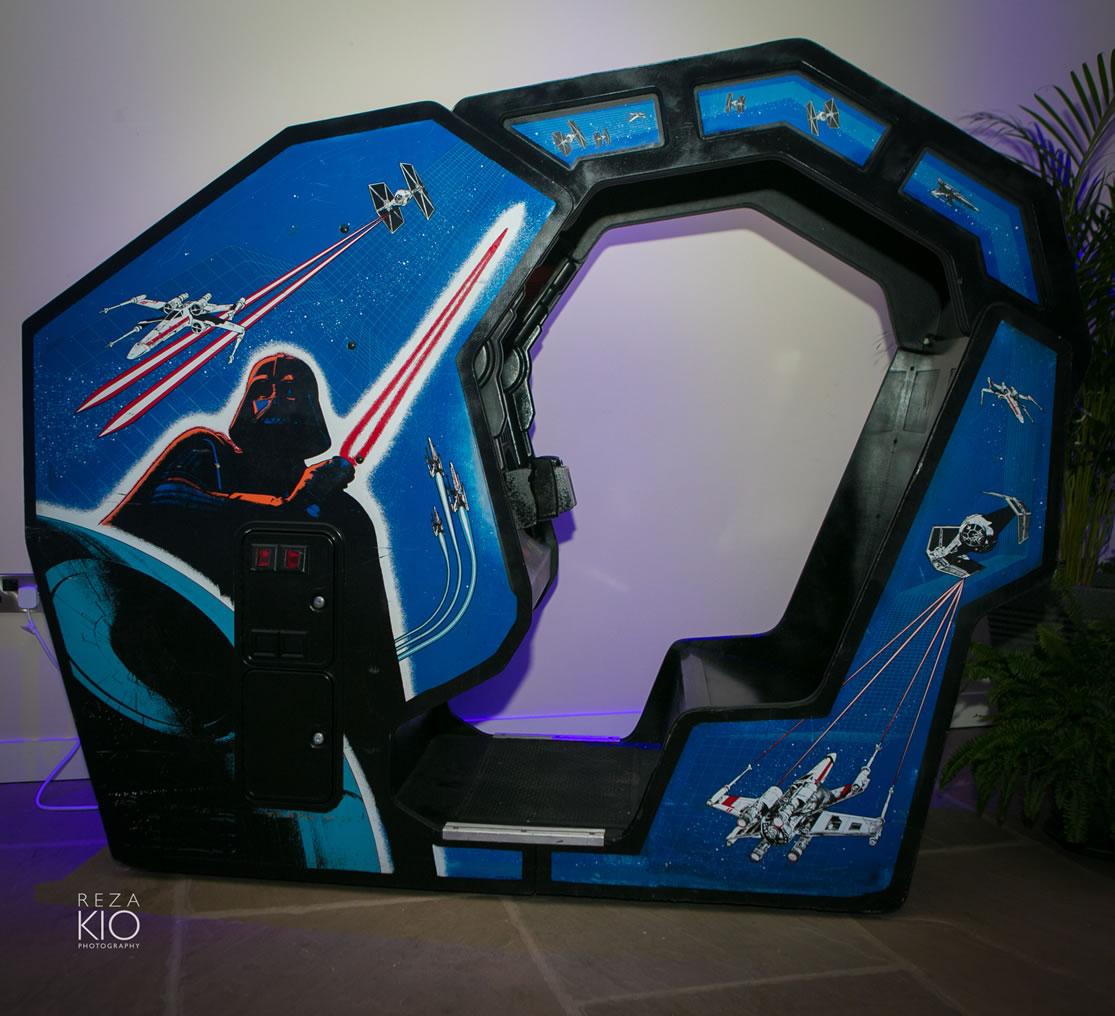 Star Wars X Fighter Game Machine