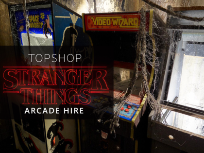 Using Arcade Machines to Tie in With Your Themed Event