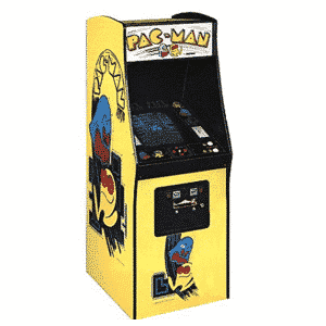 Original Pacman Arcade Machine