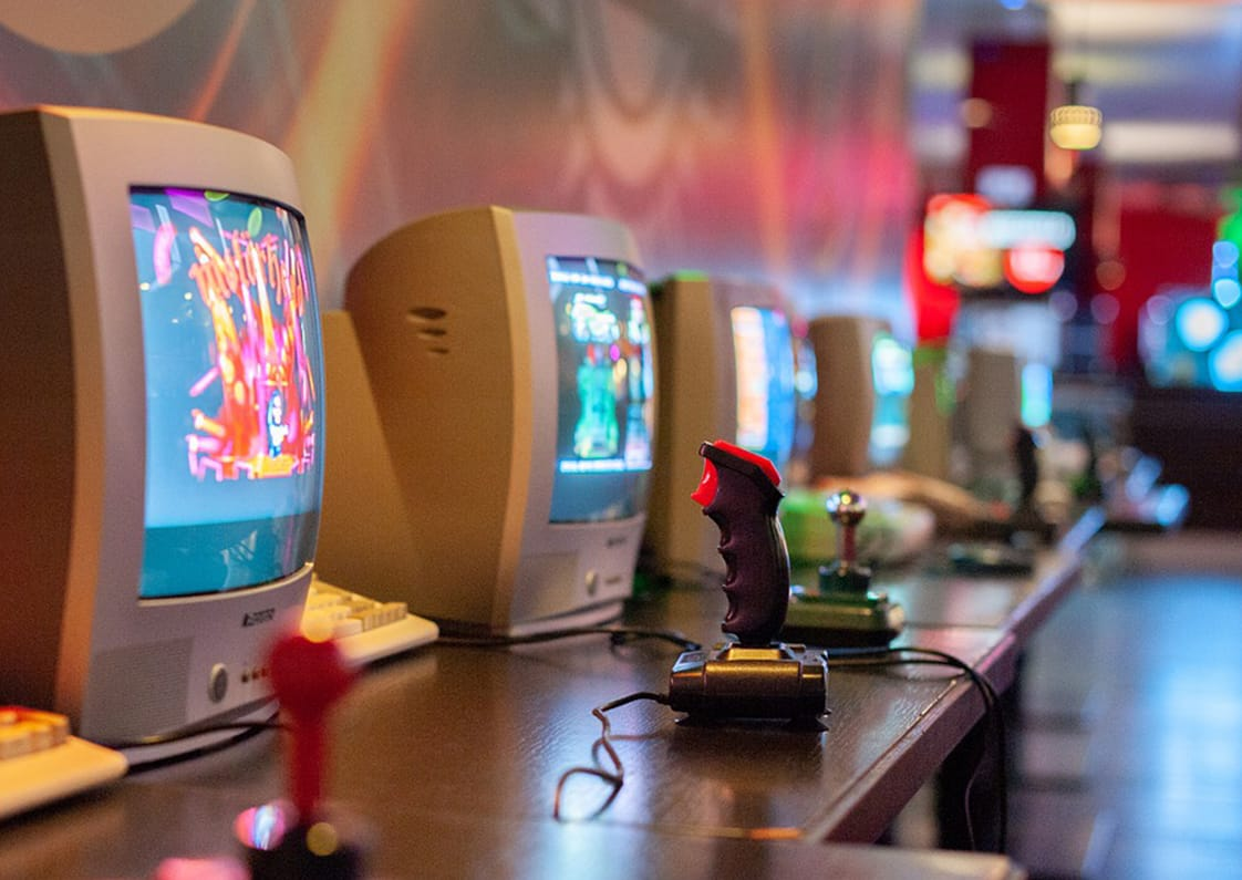 Best Arcade Machines of all time