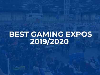 The Best UK Gaming Events, Expos and Conventions 2019