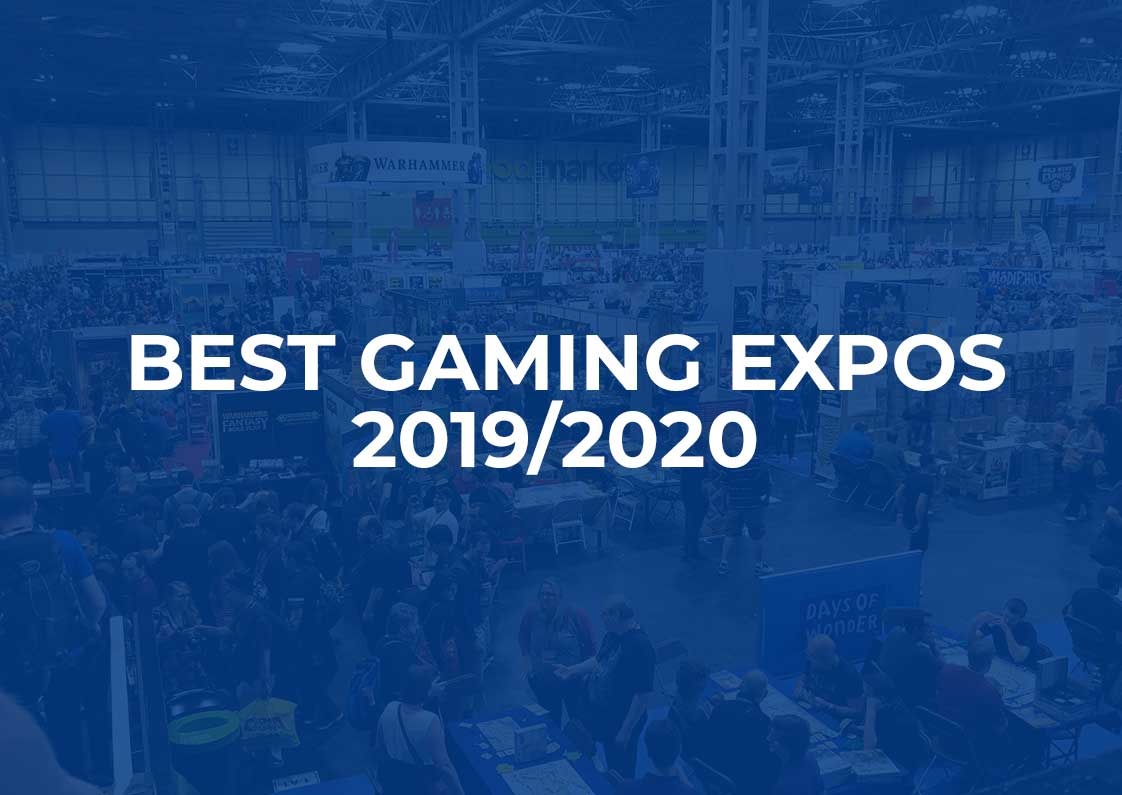 Best UK Gaming Events, Expos & Conventions 2019: Top 5