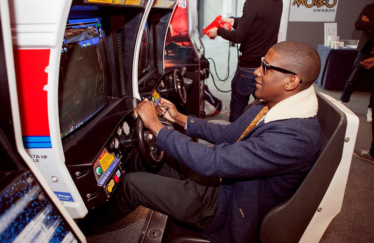 Hire arcade games