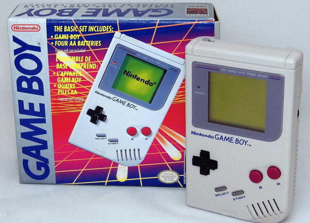 Gameboy 1989