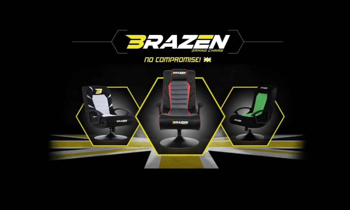 brazen gaming chairs