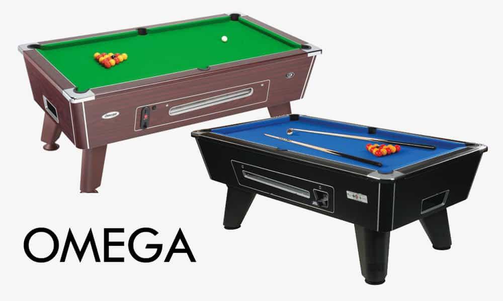 omega pool tables