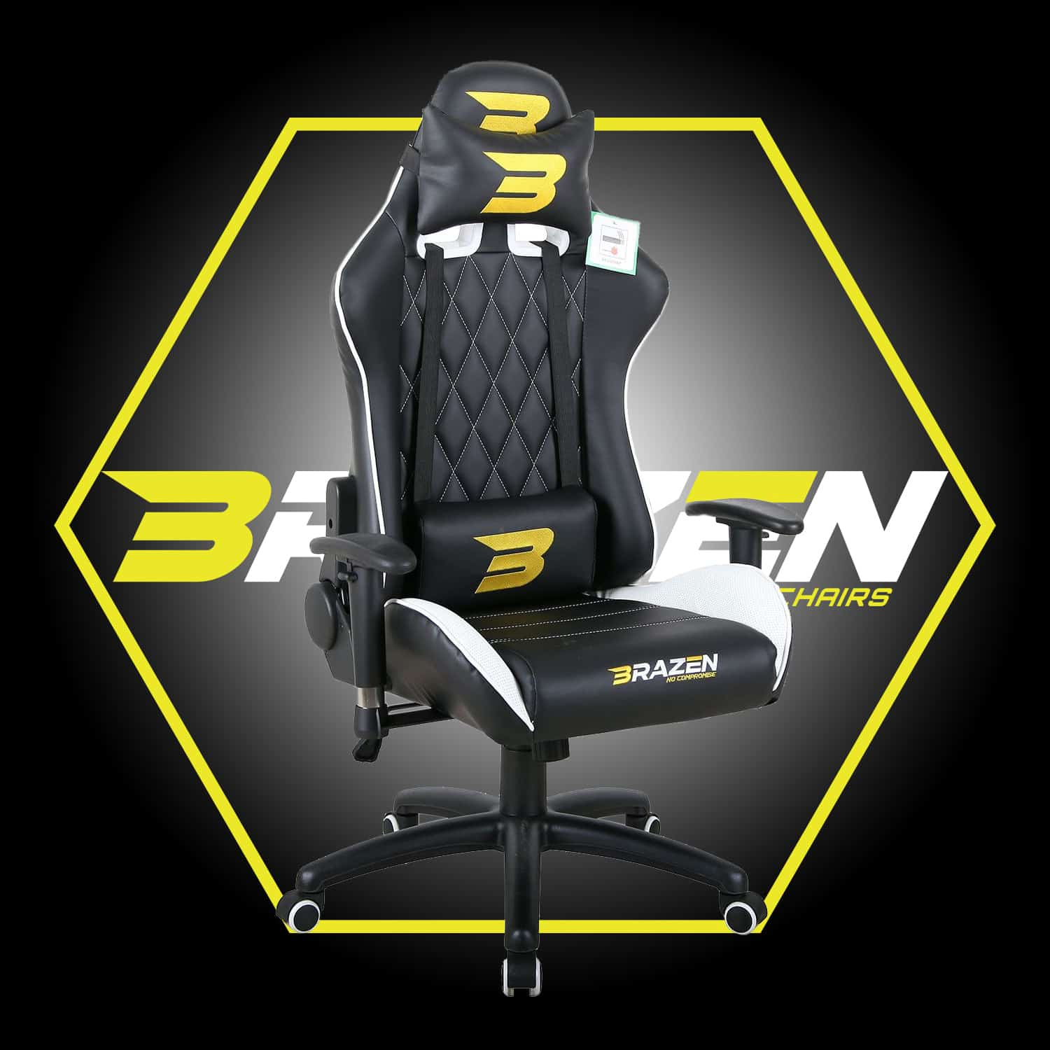 official-brazen gaming chair distributer
